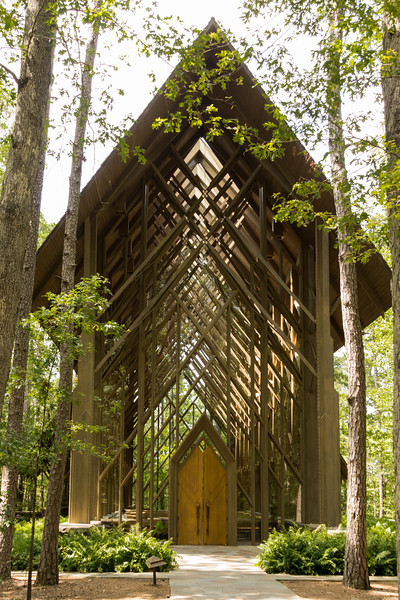 The Anthony Chapel - Garvan Woodland Gardens