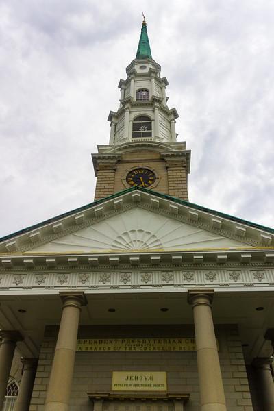 A Church in Savannah, GA