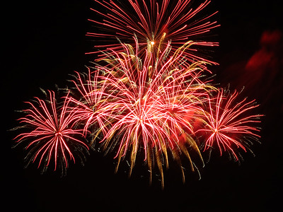 Traverse City   Michigan   US   2012 Fireworks