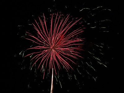 Traverse City | Michigan | US | 2012 Fireworks