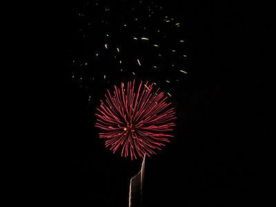 Traverse City | Michigan | US | 2012 Fireworks