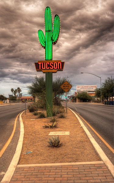 Welcome to Tucson