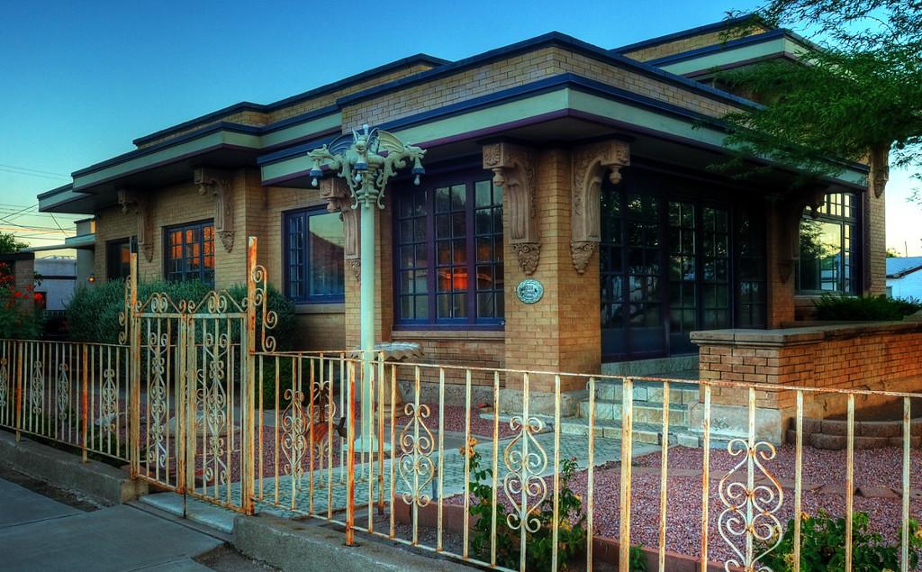 Menlo Park House #1