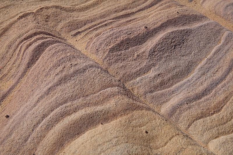 More sandstone