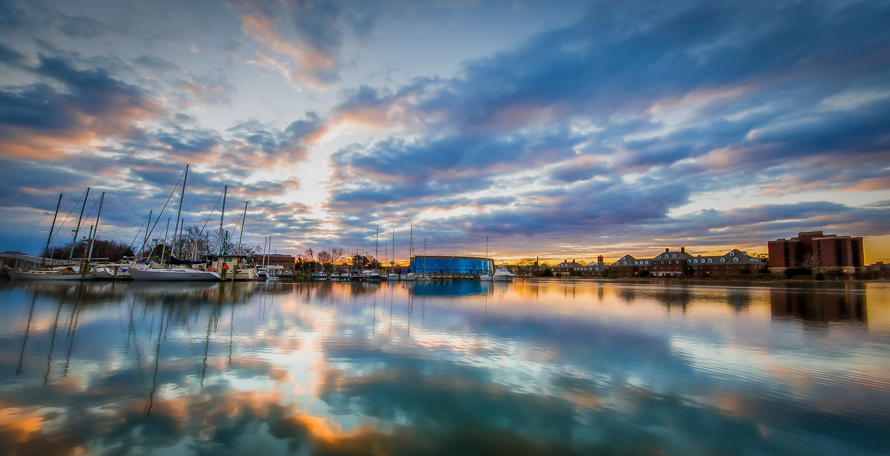 Hampton Roads Harbor