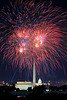 Washington DC Independence Day Fireworks 2014