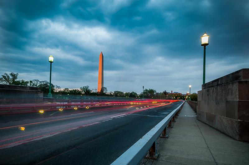 Lights Through Washington DC