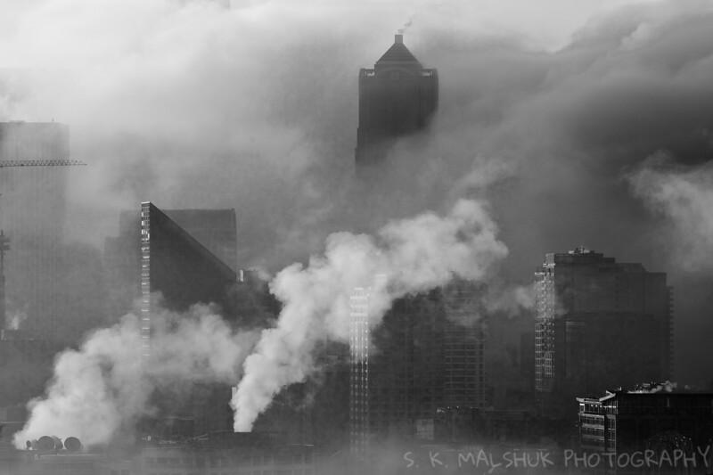London Fog in Seattle