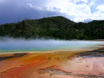 Yellowstone National Park, Wyoming | Montana, US - 0005