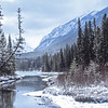 Bow River, Banff National Park, Alberta