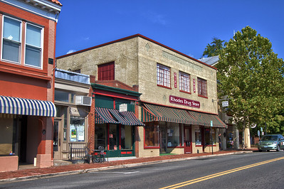 Warrenton, VA - Drug Store