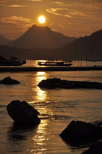 Mekong Delta, Laos