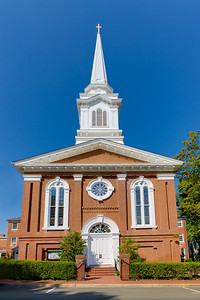 Warrenton - VA - Church