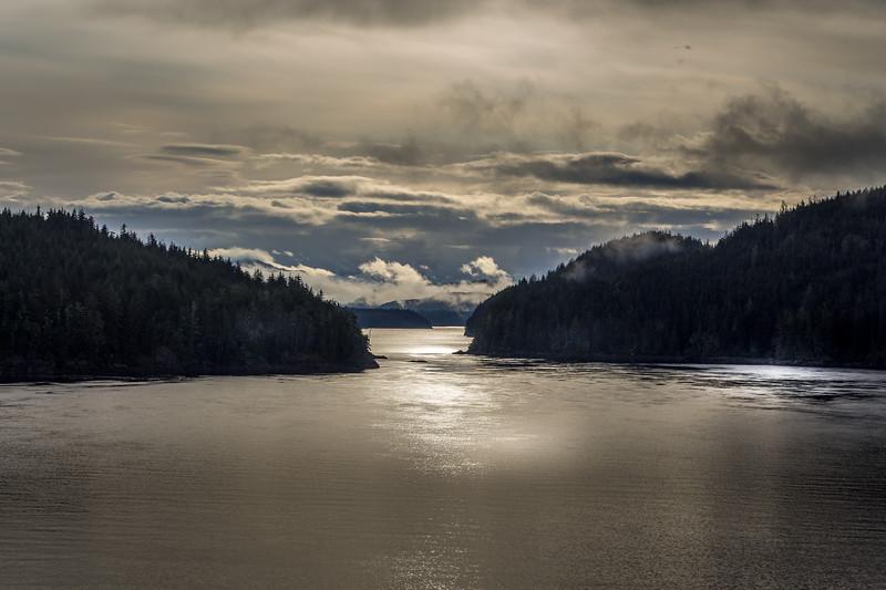 Islands in the Strait of Georgia, British Columbia