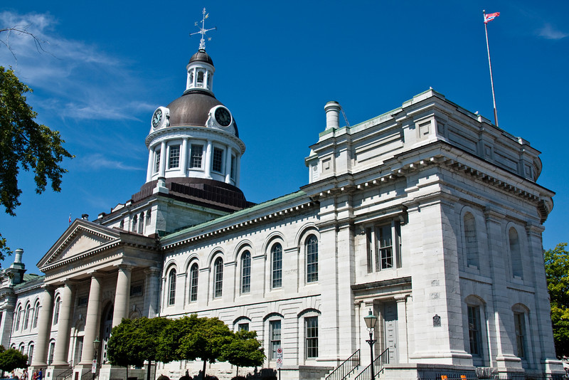 Fun Facts: Kingston was one of the contenders for the capital of the united Canadas before Confederation, but after a brief stint as the capital from 1841 to 1844, it lost out to an alternating location of Montreal and Toronto, and then later to Ottawa in 1857, where it has resided since. Kingston was, however, the home of Canada's first Prime Minister, Sir John A. Macdonald and on June 13 1841 was the site of the first meeting of the Parliament of Canada.