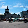 Kingston's Flee-Market - held every Sunday's in the plaza of City Hall.  It is one of the oldest running flee-markets in Canada.