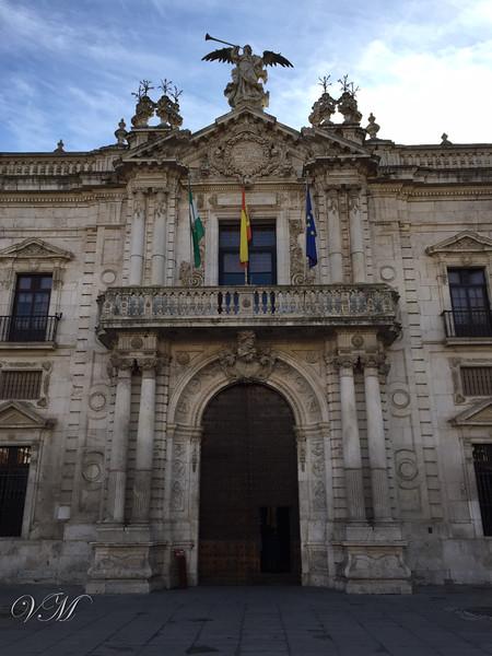 The University of Sevilla.