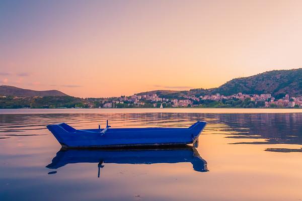 Lake Orestiada @ Kastoria