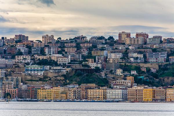 View of Chiaia