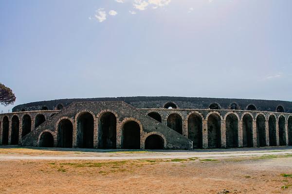 Pompeii @ Naples
