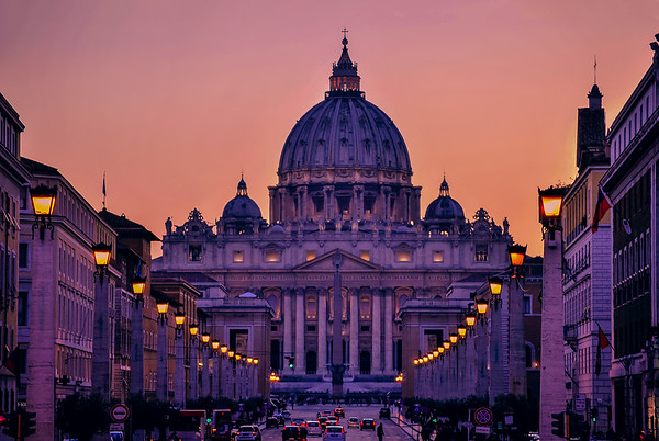 St. Peter's Basilica @ Vatican