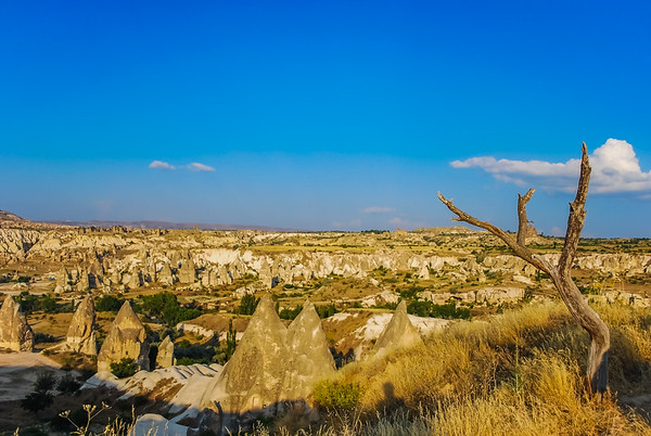 Goreme  (Göreme) @  Cappadocia