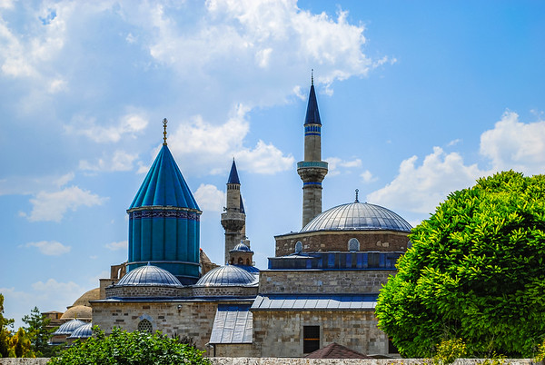 Mevlana Museum @ Konya