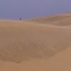 Promeneurs sur la dune du Pilat, Gironde, France