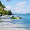 Île  de St-Vincent, Caraïbes