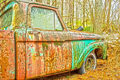 Antique Ford F100