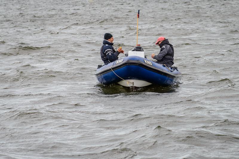 Sailing Race Officials