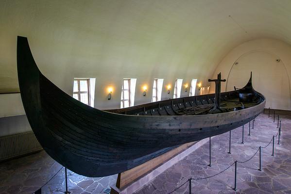 Viking Ship, Viking Museum, Bygdoy Norway