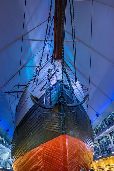 The Fram Ship, Fram Museum, Oslo Norway