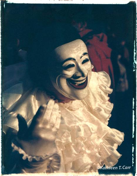 Smiling Mask, Venice