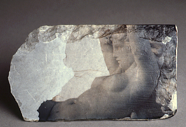 Reclining Nude on marble