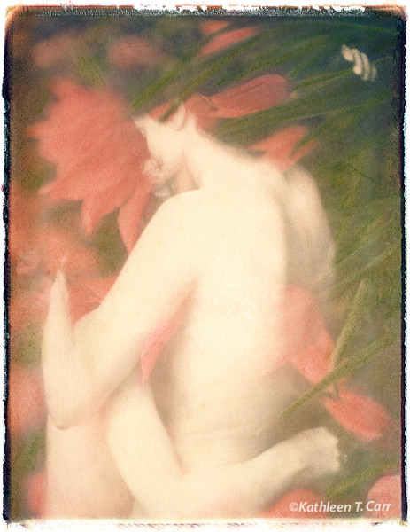 Nudes Embracing