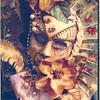 Flowered Mask, Venice