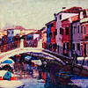 Bridge, Burano