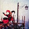 Jester, Carnevale, Venice