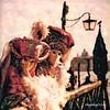 Carnevale Couple, Venice
