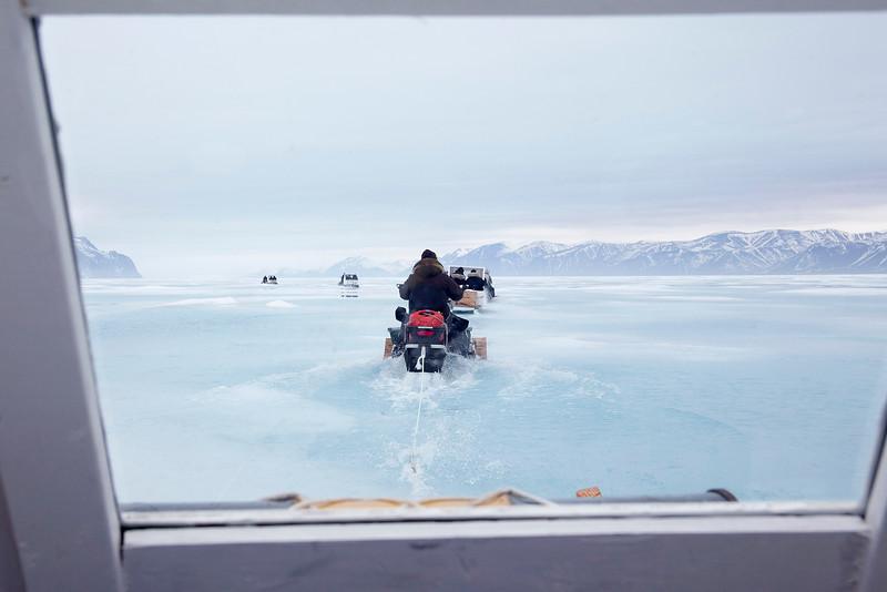 Baffin Island.