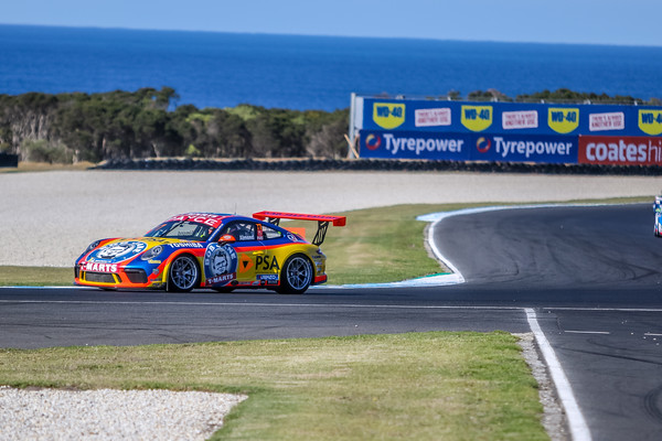 Porsche Carrera Cup Series Round Four from Phillip Island