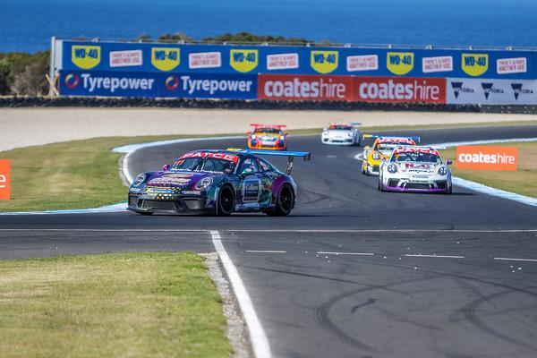 Porsche Carrera Cup Series Round Four from Phillip Island