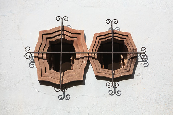 Windows in Queretaro