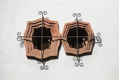 Windows in Queretaro
