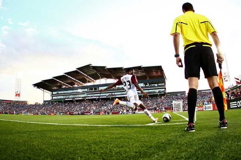 The Colorado Rapids hosted Chivas USA at Dick's Sporting Goods Park in Commerce City, CO.