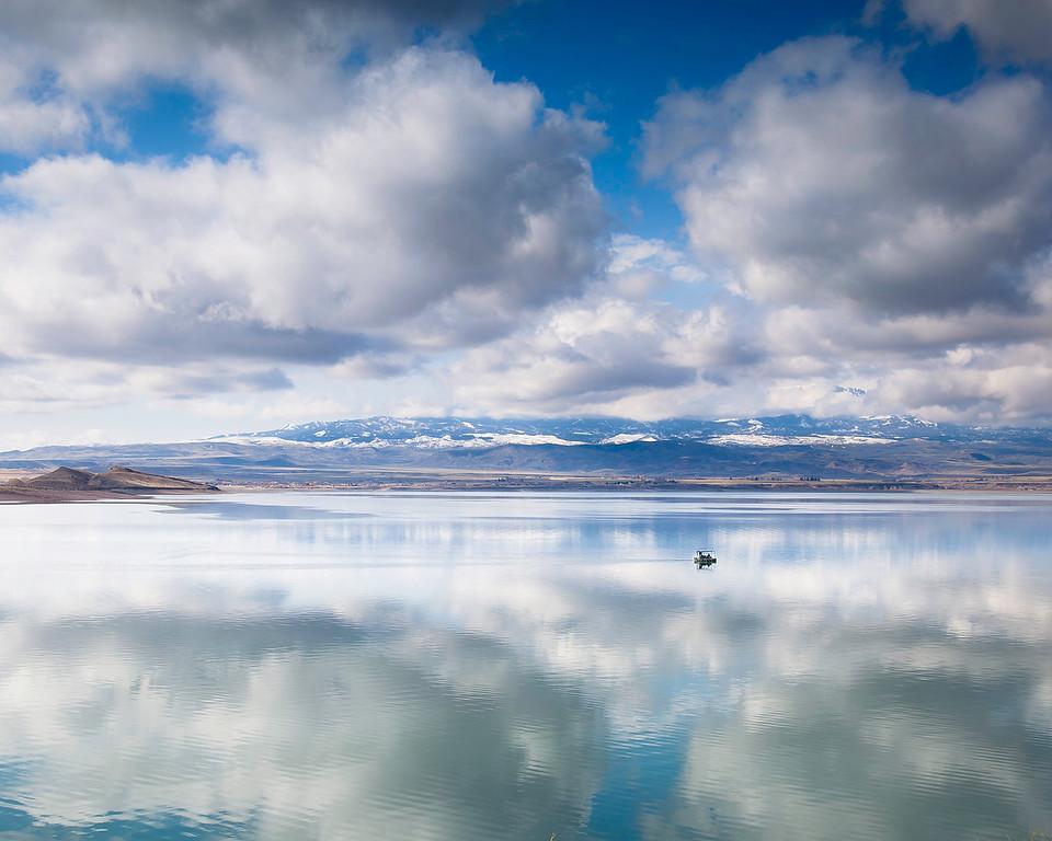 Happy Sunday - Boysen Reservoir, Wyoming<br /> <br /> Hope you all enjoy your Sunday!