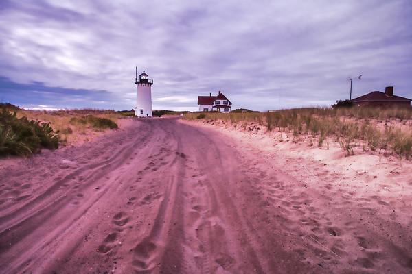 Race Point Lighthouse, Cape Cod.