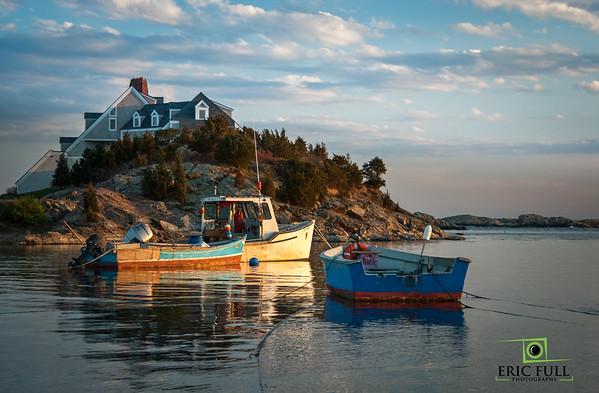 Lobster Boats, RI