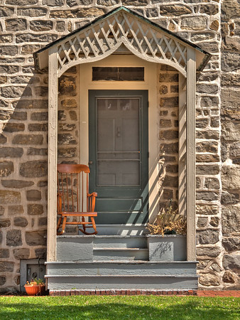 The Modest Entryway